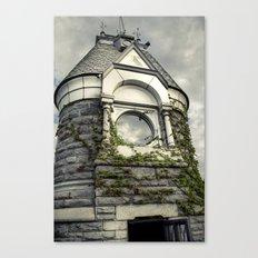 Rapunzel Castle (Central Park) Canvas Print