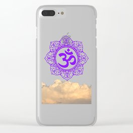 Namaste Creative Clear iPhone Case