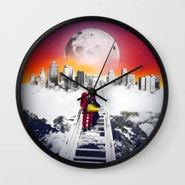 Super Commuter Wall Clock