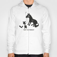 Must Be Monday, Horse Hoody