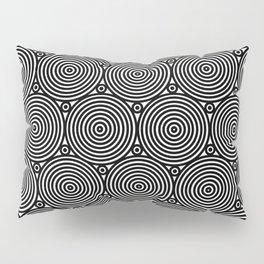 Op Art 8 Pillow Sham