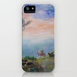 Indian's freedom iPhone Case