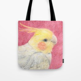 Pretty Birdie Tote Bag