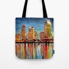 San Diego (1 of 3) Tote Bag