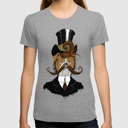 Fine Victorian Bulldog T-shirt