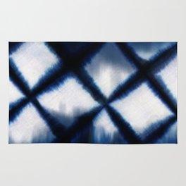 Shibori Experiment Rug
