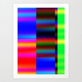 Error 016 Art Print