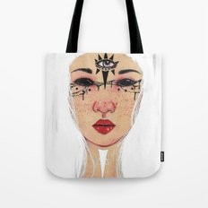 Happy Halloween - White Version Tote Bag