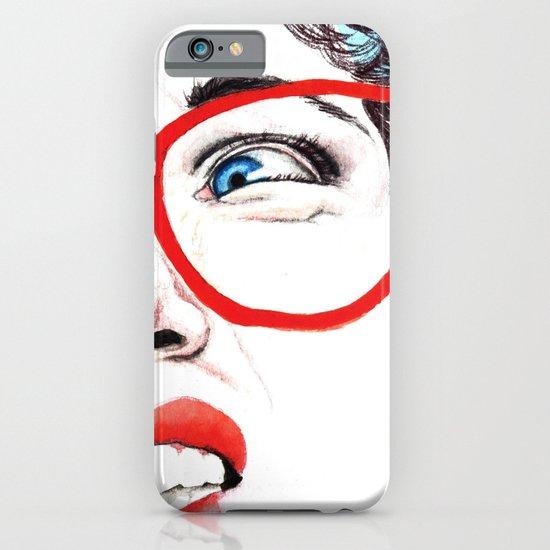 Cara de asco iPhone & iPod Case