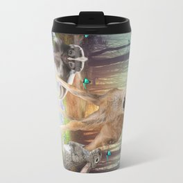 Believe In Magic • (Bambi Forest Friends Come to Life) Travel Mug