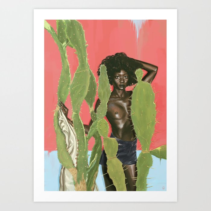 Discover the motif KAKTO by Alexander Grahovsky as a print at TOPPOSTER
