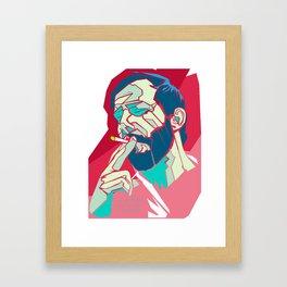Remember This Framed Art Print