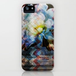 there's no time like the present iPhone Case