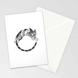 Cat Loop Stationery Cards