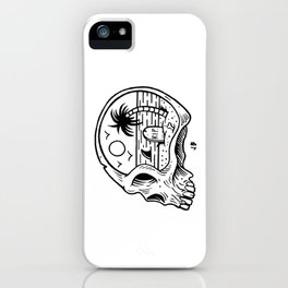 Die-o-rama iPhone Case