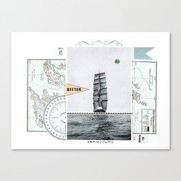 November –• Canvas Print