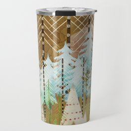 native summer Travel Mug