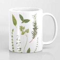 FRESH HERBS Mug