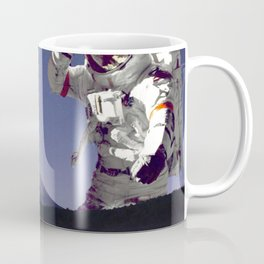 The Giant Astronaut-Mt Rainier Washington State Coffee Mug