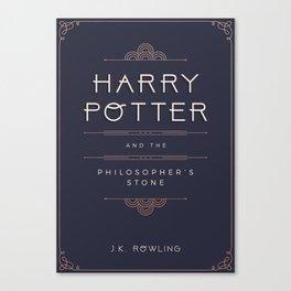 Philosopher's Stone Canvas Print