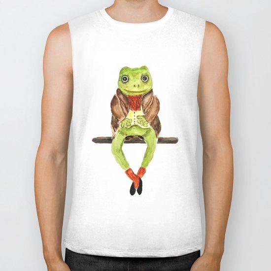 Mr. Frog Biker Tank