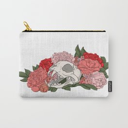 Death Becomes You Carry-All Pouch