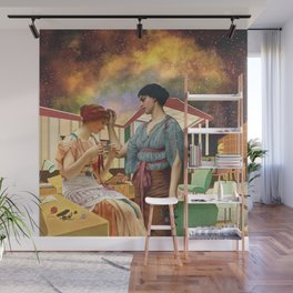 Stand In Front Of You Wall Mural