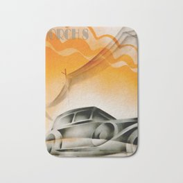 Automotive Art 398 Bath Mat