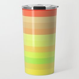 Re-Created Spectrum LXXII by Robert S. Lee Travel Mug