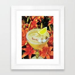 Daiquiri I Framed Art Print