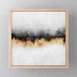 Sky 2 Framed Mini Art Print