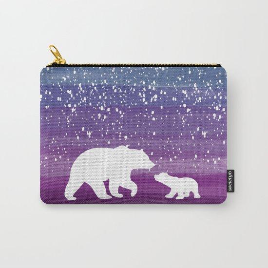 Bears from the Purple Dream by ivonavargek