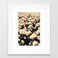 vienna Framed Art Prints featuring Vienna by Bailey Friedman