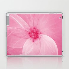 Pink Fairy Blossom Fractal Laptop & iPad Skin