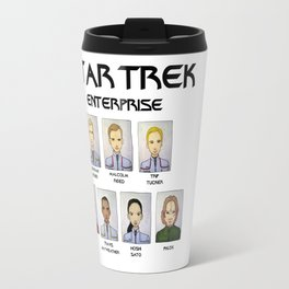 STAR TREK ENTERPRISE Travel Mug