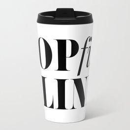 Pop Fizz Clink Travel Mug