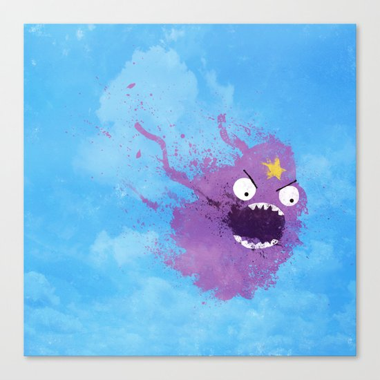 You can't have these lumps! Canvas Print