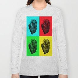 Pop Art Fossil Long Sleeve T-shirt