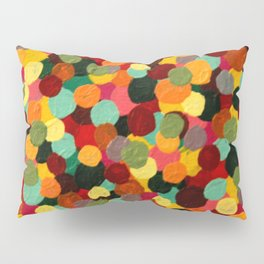 Dots on Dots on Dots Pillow Sham