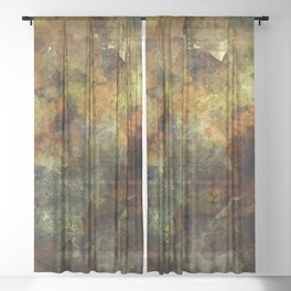 Contemporary VI Sheer Curtain