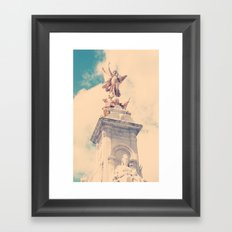 Buckingham Palace Framed Art Print
