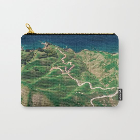 green mountain 4 Carry-All Pouch