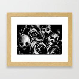 Lay Down Framed Art Print