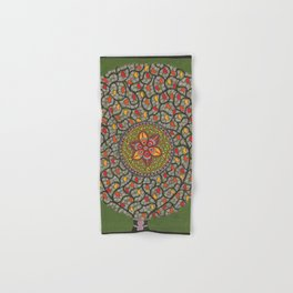 Tree Hand & Bath Towel