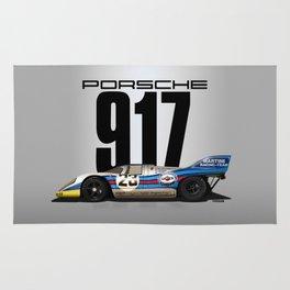 Marko, Lennep 1971 Spa - 917K Chassis 917-019 Rug