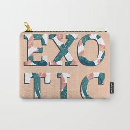 EXOTIC #society6 #decor #buyart Carry-All Pouch