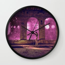 QUEEN OF THE UNIVERSE Wall Clock