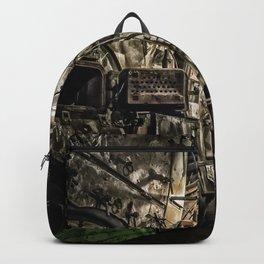 The Boiler Room Backpack