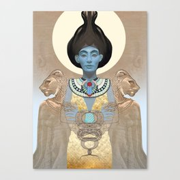 The Hierophant Canvas Print