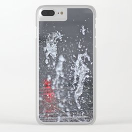 Water, Clear iPhone Case